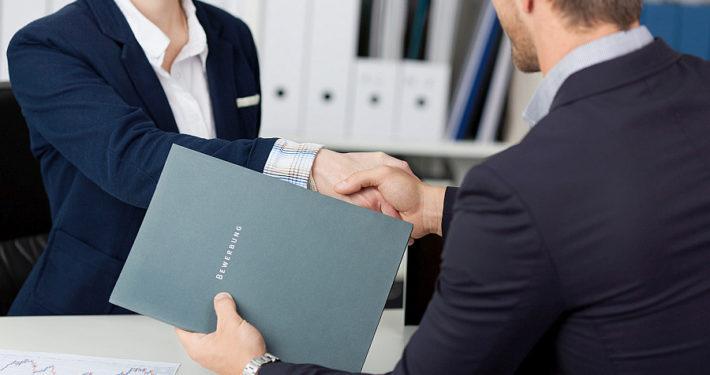 Stellenangebote ESACAD AG, erfolgreiche Bewerbung